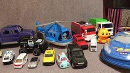 Машинки и техника - Пакет игрушек машинки, 0