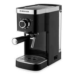 Кофеварки и кофемашины - Кофеварка рожковая BRAYER BR1100, 0