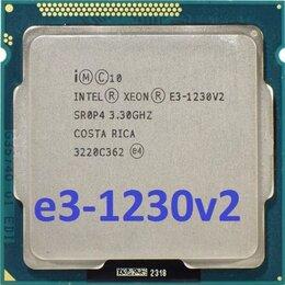 Процессоры (CPU) - Процессор Xeon 1230v2 восемь потоков, 0