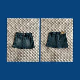 Юбки - Юбка джинсовая для девочки 6 лет, 0