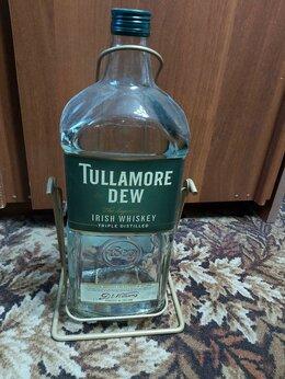 Этикетки, бутылки и пробки - Бутылка с качелями 4.5L из под виски Tullamore Dew, 0