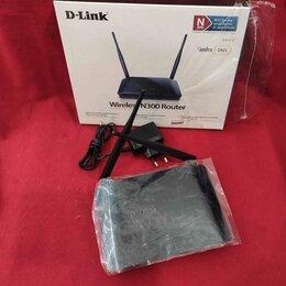 Оборудование Wi-Fi и Bluetooth - Wi-Fi роутер D-link DIR-615/T4, 0
