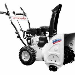 Снегоуборщики - Снегоуборочная машина бензиновая ИНТЕРСКОЛ СМБ-550, 0