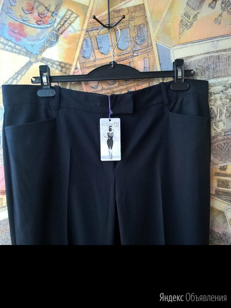Новые с биркой Mango Violeta женские брюки 46eu на 54 по цене 700₽ - Брюки, фото 0