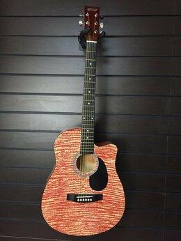 """Акустические и классические гитары - Homage LF-3800CT-N Фольковая 6-струнная гитара 38"""", 0"""