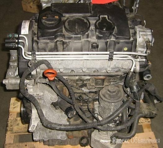 Двигатель VOLKSWAGEN (VW) , BMP по цене 50000₽ - Двигатель и топливная система , фото 0