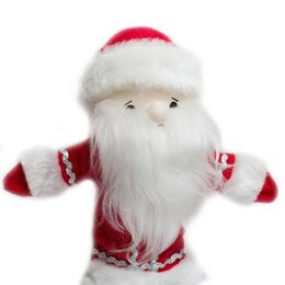 Киндер-сюрприз - Рукавичка Дед Мороз 1956, 0