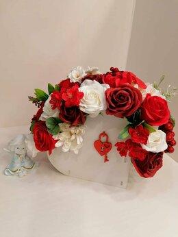 Искусственные растения - Цветы из мыла, 0