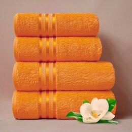 Полотенца - Набор из 4 полотенец Harmonika цвет: оранжевый, 0