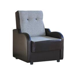 Стулья, табуретки - Кресло Классика В шенилл серый, 0