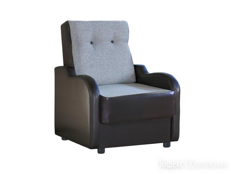 Кресло Классика В шенилл серый по цене 6590₽ - Диваны и кушетки, фото 0