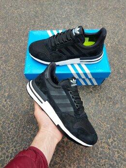 Кроссовки и кеды - Кроссовки Adidas ZX 500 Black , 0