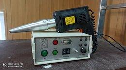 Аппараты для контактной сварки - Пистолет для у/звуковой сварки полимеров МЭЛФИЗ, 0