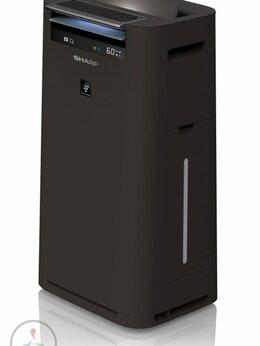 Очистители и увлажнители воздуха - Климатический комплекс Sharp KC-G41RH, 0