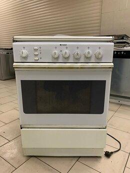 Плиты и варочные панели - Газовая плита б/у Indesit, 0