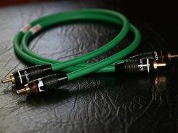 Кабели и разъемы - HI-FI Межблочный кабель  Nakamichi, 0