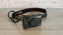 Фотоаппараты - CANON EOS M6 с набором объективов., 0