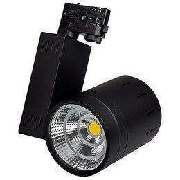 Споты и трек-системы - Светильник на штанге Arlight Lgd-520 Lgd-520BK-30W-4TR White, 0