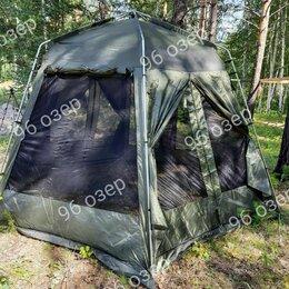 Тенты - Шатер шестигранный туристический  430см 230см, 0