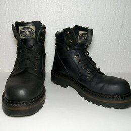 Ботинки - Ботинки «FRIENDLY». Кожа.  UK – 7,5 или 41,5 по стельке 27 см., 0