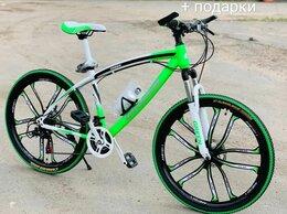 Велосипеды - Велосипед на литых дисках , 0