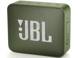 Акустические системы - Портативная колонка JBL GO 2 Green, 0