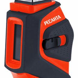 Измерительные инструменты и приборы - Построитель плоскостей лазерный ПЛ-360 Ресанта, 0