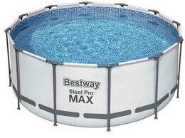 Бассейны - Каркасный сборно-разборный бассейн Bestway: 366…, 0