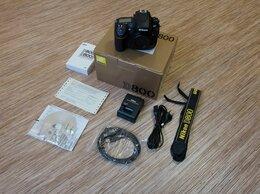 Фотоаппараты - Nikon D800 body / 6700 кадров, 0