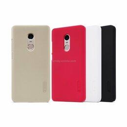Чехлы - Чехол Nillkin Frosted Shield Xiaomi Redmi Note 4…, 0