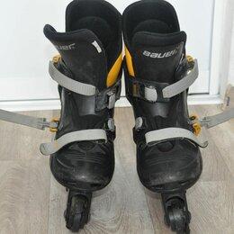 Роликовые коньки - Ролики (роликовые коньки) Bauer FX1, 0