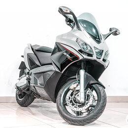 Мототехника и электровелосипеды - Скутер APRILIA SRV 850 2013, БЕЛЫЙ пробег 25695, 0
