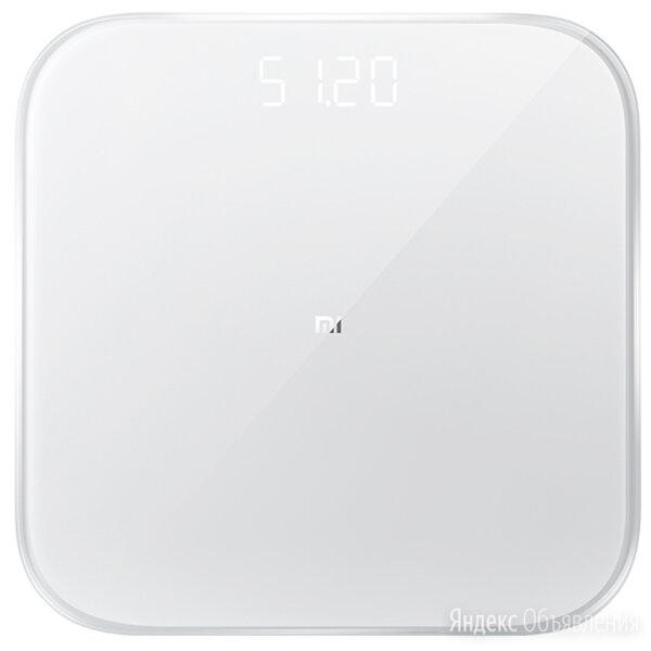 Умные электронные весы Xiaomi Mi Smart Scale 2 белый по цене 1200₽ - Напольные весы, фото 0