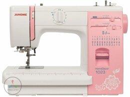 Швейные машины - Швейная машина Janome HomeDecor 1023, 0