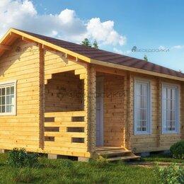 Готовые строения - Садовый домик 6х6 «Французский коттедж», 0