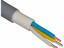 Кабели и провода - Кабель/Провод NYM 3х1,5, 0