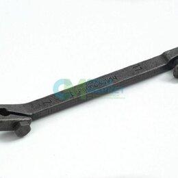 Тормоза - Ключ прокачки тормозов 7х11мм, 0