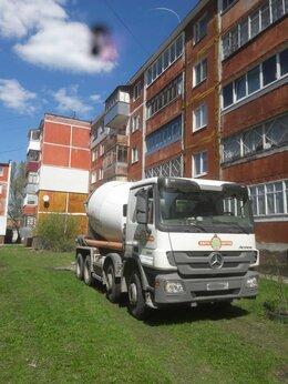Спецтехника и спецоборудование - Услуги автобетоносмесителей. Доставка бетона, 0