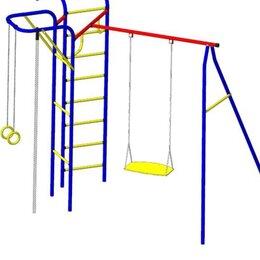 Гимнастические снаряды и спортивные комплексы - Уличный детский комплекс Орлёнок , 0