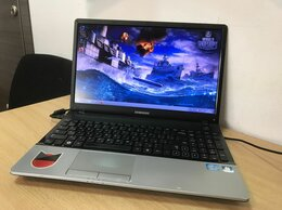 Ноутбуки - Мощный ноутбук Samsung 300E5A, 0