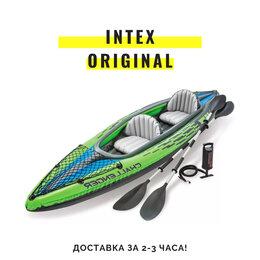 Аксессуары для плавания - Надувные байдарки надувные каяки новые двухместные, 0