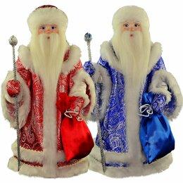 Новогодние фигурки и сувениры - Дедушка Мороз с бородой Добрый подарок на Новый…, 0