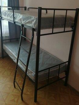 Кровати - Кровати двухъярусные, односпальные Новые , 0