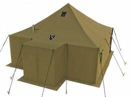 Палатки - Армейская брезентовая палатка УСТ-56 + аренда +, 0
