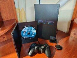 Игровые приставки - PS2 FAT SCPH-50008, 0