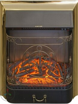 Камины и печи - Электроочаг Real-flame Majestic BR S, 0