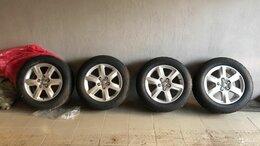 Шины, диски и комплектующие - Колеса Audi, 0