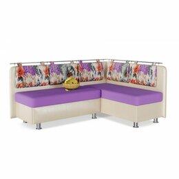 Мебель для кухни - Диван кухонный угловой Сюрприз с ящиком для хранения ДС21 , 0