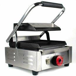 Электрические грили и шашлычницы - Пресс гриль контактный EG-601N Foodatlas Eco, 0