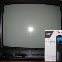 Телевизоры - Телевизор фунай tv 2000a mk8, 0
